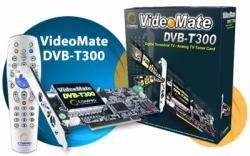 VIDEOMATE DVB-T300 WINDOWS DRIVER