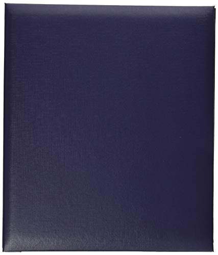 Pioneer MB811-60146 Leatherette Post Bound Album, 8.5 x 11, Bay Blue