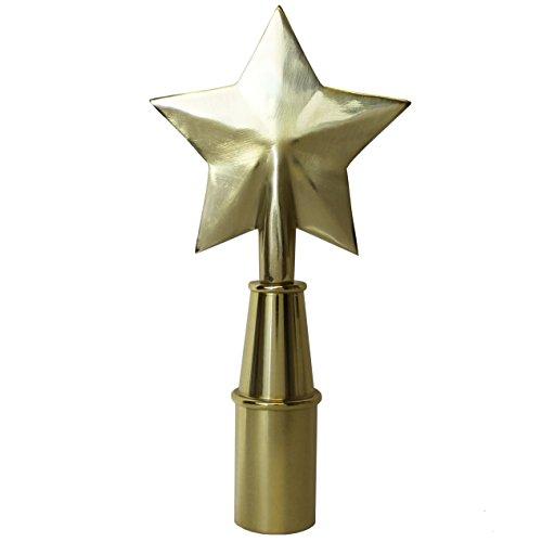 (FlagandBanner Guiding Star Ornament with Ferrule (7)