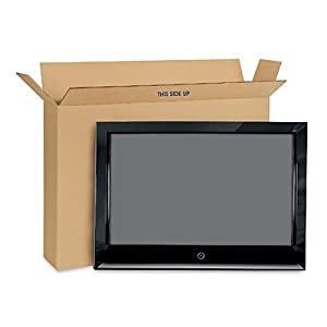 Cheap Cheap Moving Boxes LLC Flat Screen TV Moving Box (TV)