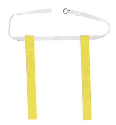 Champion Sports Flag Football Set 12 Yellow One Sz Fits All Belts