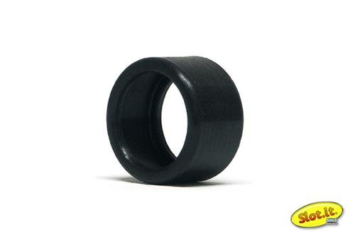 (Slot.it PT19 - Slot Car Racing Tires 15.5x8mm 4pcs)