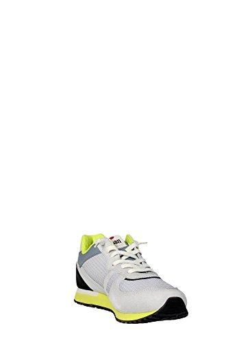 Lotto S2994 Sneakers Hombre Cuero Rigido Grigio chiaro