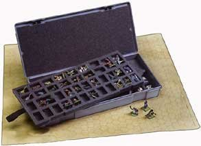 Figure Storage Box Largest (Holds Approx 80 Miniatures 25mm in size)
