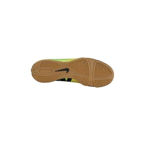 Nike Mercurial Vortex IC - Zapatillas de fútbol para hombre Verde limón / Amarillo / Negro