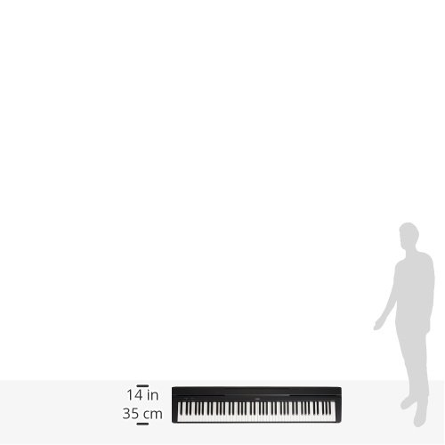 Yamaha P71 88-Key Weighted Action