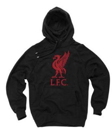 Anfield Shop Liverpool FC LIVERBIRD Hoodie - (Small)