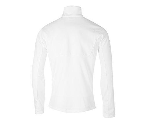 Puma Bleu Training Fleece Top Blanc Om rOrP6qB
