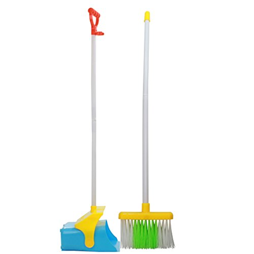 broom and dustpan toy - 3