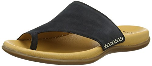 Gabor Schoenen Damen Fashion Sandalen Blau (nachtblauw 36)