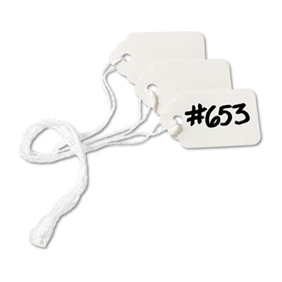 AVE12205 - White Marking Tags