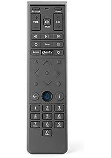 Amazon com: Xfinity Comcast XR5 RF Remote Control X1 w