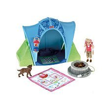 Fisher Price Loving Family Camping Tent Playset