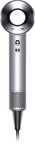 Dyson Supersonic Hair Dryer, White/Silver by Supersonic