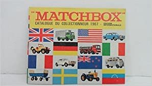 1967 Matchbox Collectors Catalogue (French): Lesney Products