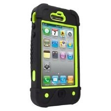 (iFrogz Bullfrogz Hard Cover Case for iPod Touch 5th Generation Black/Green)