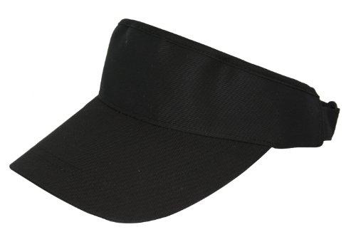 - Deluxe Pro Style Visor (Black)