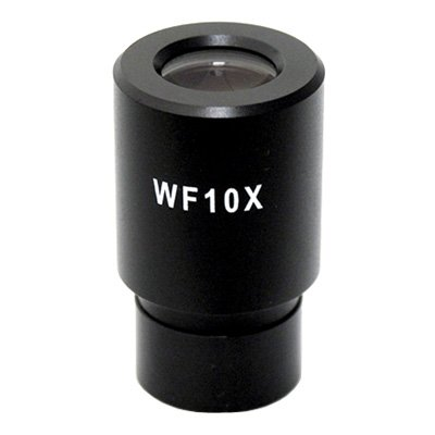 AmScope WF10X Microscope Eyepiece with Pointer (23mm) by AmScope