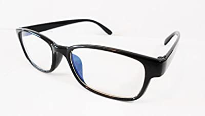 No-Blu Computer Glasses, Anti Blue Light Computer Glasses Professional. Anti-glare, anti-reflective, anti-fatigue, UV and Computer/TV Electromagnetic Radiation Protection