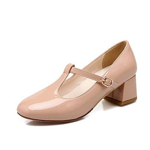 Sandales Compensées Nude SDC05614 AdeeSu Femme gwqR5n4x