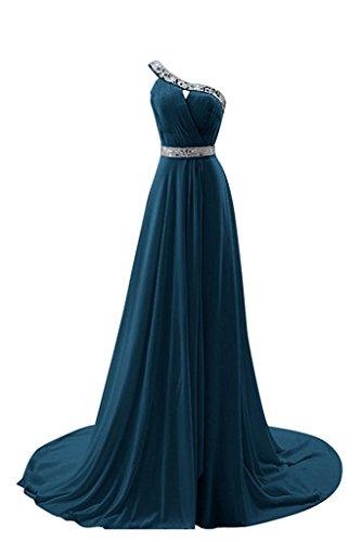 ink blue dress - 4