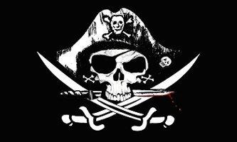 Dead Man's Chest Flag - Polyester - (3' x 5')