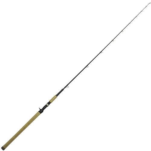 EAGLE CLAW WMWTS86MC1 W/&M Walleye Rod 86 Tele M Casting