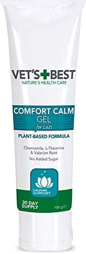 Vet's Best Confort/Calme Supplément pour Chat