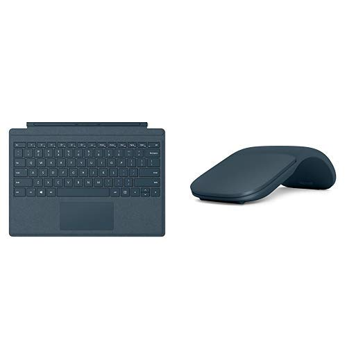 Microsoft Surface Pro Type Cover with Surface Arc Mouse - Colbalt Blue