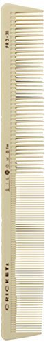 Cricket Silkomb Seamless Teeth, Pro 35 Extra Long Cutting by Cricket (Cricket Combs 35)