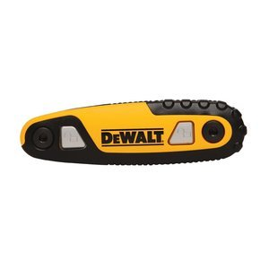 DEWALT DWHT70262M Folding Locking Hex Key Set, SAE (Hand Tools Hex Keys)