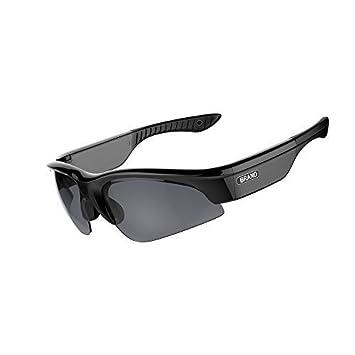 Gogoo 1080P Full HD UV400 Mov H264 MP4 Deportes Gafas de sol ...