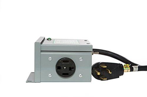 Esselte KVAR Surge Protector Energy Saver Green Box ( 4 P...
