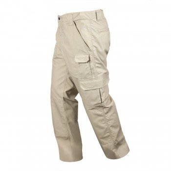 Khaki R/S Tactical Duty Pants, 42