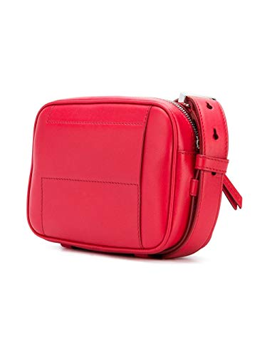 Bolso Mujer Cuero Hombro Rojo Tod's XAWAMPMT400RLXR401 De ITfw1