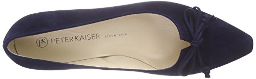 Peter Kaiser Lizzy Ladies Pumps Blue (notte Suede 104)