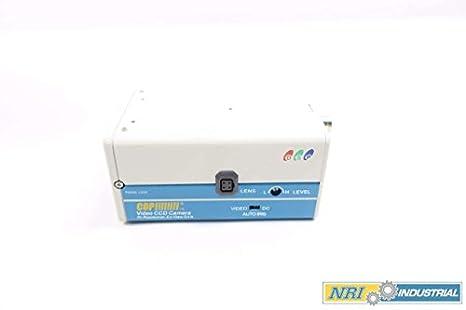 COP SECURITY 15-CA35EDC Video CCD Camera 24V-AC D575888