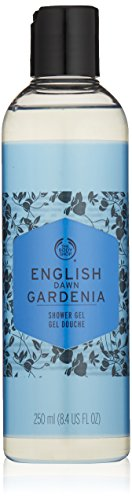 Body Gardenia Wash (The Body Shop English Dawn Gardenia Shower Gel, 8.4 Fluid Ounce)