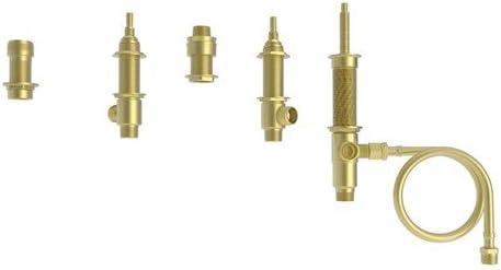 Newport Brass 1-607HT Volume Control Valve Rough Brass