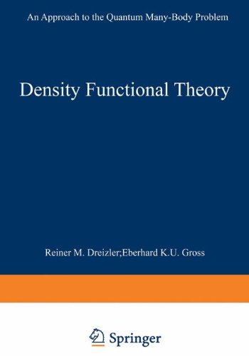 Density Functional Theory: An Approach to the Quantum Many-Body Problem