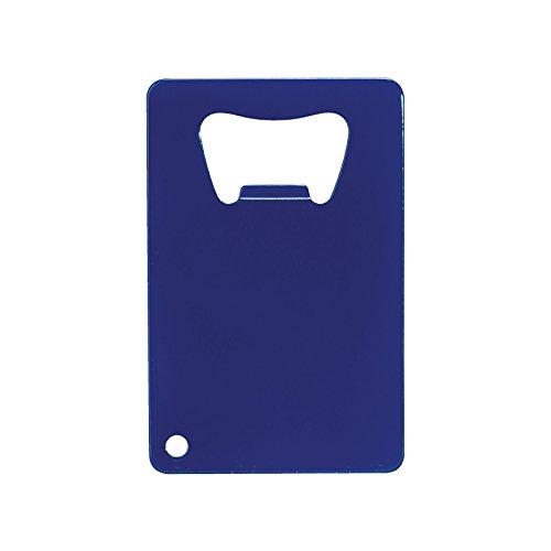 Credit Card Bottle Opener (Blue) ()