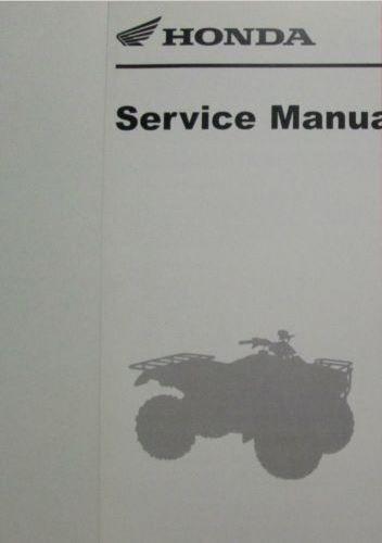 1987 1988 HONDA TRX250X Workshop Service Shop Repair Manual Set W Parts Catalog