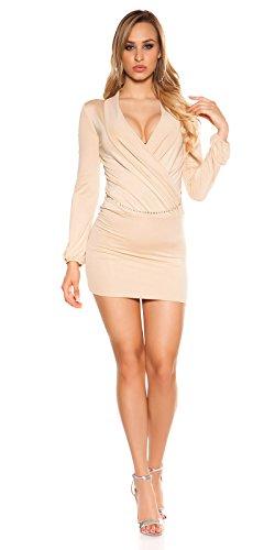 Koucla Women's Women's Koucla Dress Beige XaXWwr6qOn