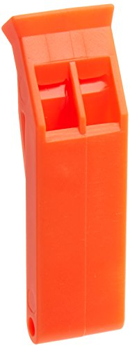 36 Pc Orange Floating Whistle Plastic Material Each Pc