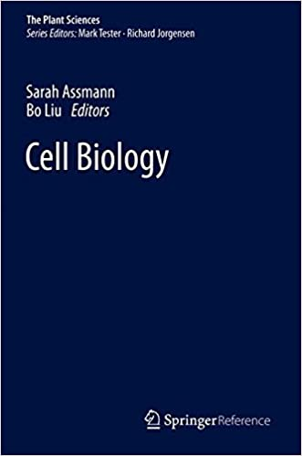 Book Plant Cell Biology (The Plant Sciences)