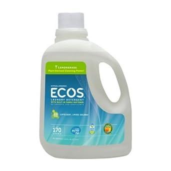 Ecos detergente líquido Lemongrass 170 cargas: Amazon.es: Amazon.es