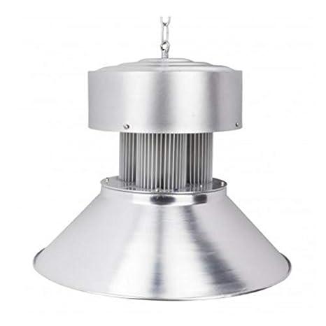 Campana LED 200W Para iluminación Industrial - Robusta Altura 8m Blanco Frio: Amazon.es: Iluminación