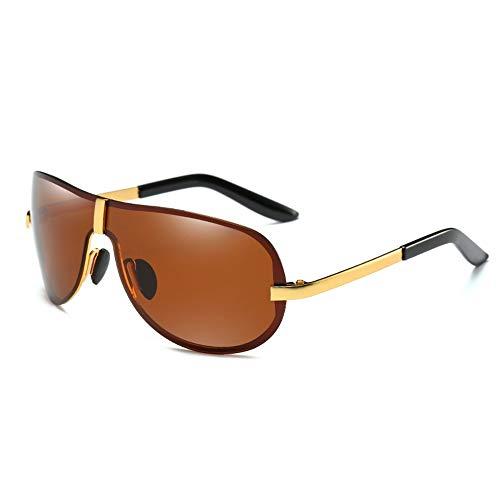 De Gafas Que Conducen Sol Sol Arma De Gafas Gafas Gafas Sol Hombres Polarizadas Sol De FKSW Sol Los brown De De De Gafas tSHqvw