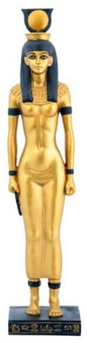 Hathor - Collectible Figurine Egyptian Statue Sculpture Figure Egypt
