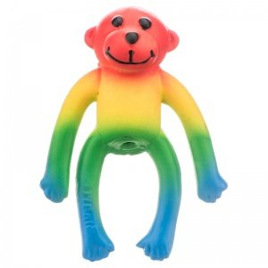 Pals Monkey (Li L Pals Latex Monkey Dog Toy)